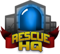 Rescue HQ – The Tycoon logo