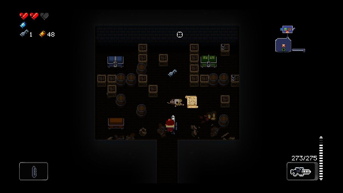 Secret Rooms Official Enter The Gungeon Wiki