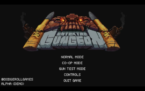 Pre-Alpha Content - Official Enter the Gungeon Wiki