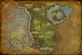 Mapa del Bosque de Argénteos
