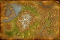 Mapa de las Montañas de Alterac