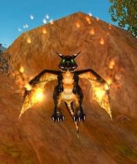 Imagen de Cría de dragón Negro