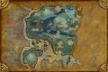 Mapa del Desierto del Pavor