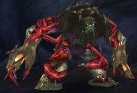 Imagen de Behemoth en podredumbre