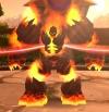 Destructor Fuego apocalíptico