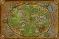 Mapa de la Isla Errante