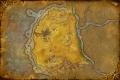 Mapa de Páramos de Poniente