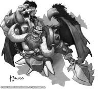 Imagen de Mannoroth el Destructor