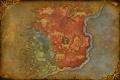 Mapa de las Tierras Devastadas