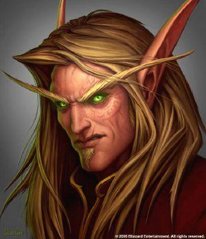Resultado de imagen para Elfo de sangre