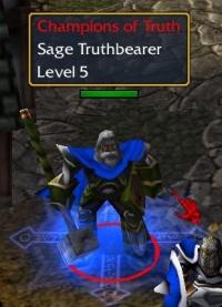 Imagen de Sage Truthbearer