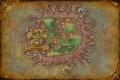Mapa de Teldrassil