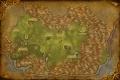 Map of Arathi Highlands