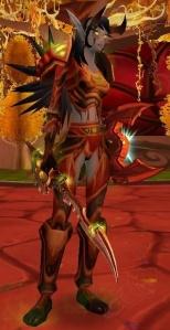 Imagen de Comandante Espada Sombría