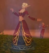 Imagen de Celebrante elfo de sangre fantasmal
