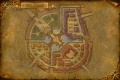 Mapa de la Ciudad de Gilneas