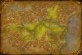 Mapa de las Tierras del Interior - Cataclysm