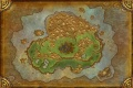 Mapa de la Isla de los Gigantes