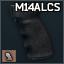 Pistolete M14ALCS (MOD. 0) para M14