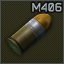 40 x 46 mm M406(HE)