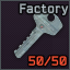 Factory exit key