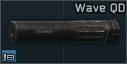 Silenciador Daniel Defence Wave QD de 5,56x45 mm