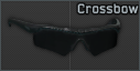 Crossbow tactical glasses