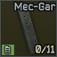 Mec-Gar .45 ACP 11-round magazine for M1911A1 icon.png