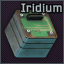 Iridium katonai hőkép modul