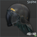 SHPM Firefighter's helmet icon.png
