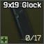 Glock 9x19 magazine