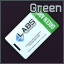 Lab. Green keycard