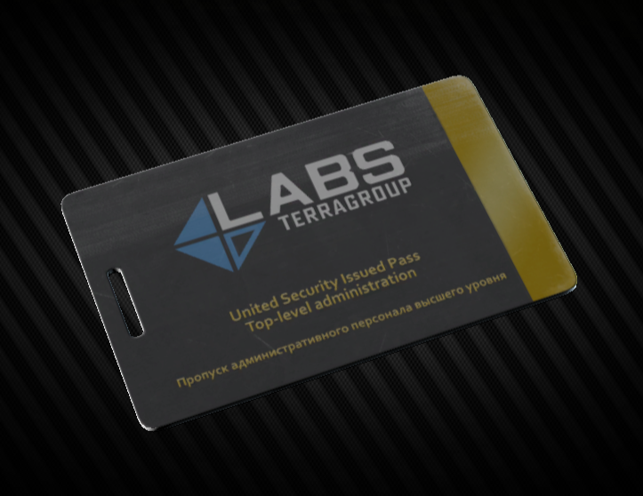 Lab Black Keycard The Official Escape From Tarkov Wiki
