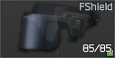 Vulkan-5 face shield (85/85)