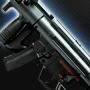 Maschinen-pistole