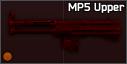 Cuerpo superior de HK MP5