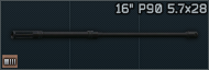 16 in P90 barrel icon.png