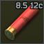 "12/70 8.5 mm ""Magnum"" Buckshot"