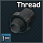 SilencerCo Salvo 12 thread adapter Icon.png