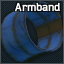 Armband (blue)