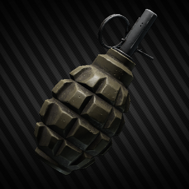 F-1 Hand grenade - The Official Escape from Tarkov Wiki