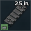 Magpul MLOK 2 5 inch rail Icon.png