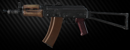 Kalashnikov AKS-74U 5 45x39 - The Official Escape from