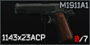 M1911A1 Icon.png