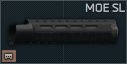 Magpul MOE SL mid length M-LOK foregrip for AR15