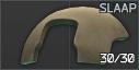 SLAAP armor Plate (Tan)