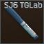 Injecteur de stimulant de combat SJ6 TGLabs