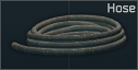 Corrugated hose
