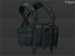 Triton M43-A Chest Harness icon.png