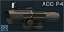 NcSTAR ADO P4 Sniper 3-9x42 riflescope icon.png